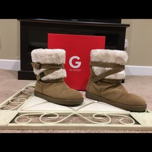 G by GUESS BOOTIES
